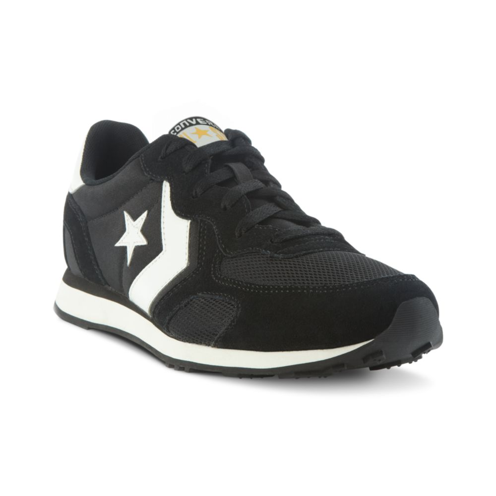 1a8875b73f86f5 Lyst - Converse Auckland Racer Sneakers in Black for Men