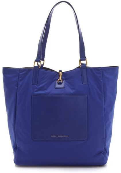 Marc By Marc Jacobs Reversitotes Tote in Blue - Lyst