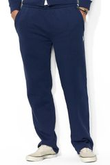 Polo Ralph Lauren Fleece Track Pant - Lyst
