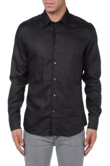 Versace Long Sleeve Shirt - Lyst