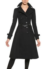 Burberry Prorsum Wool and Cashmere Coat - Lyst