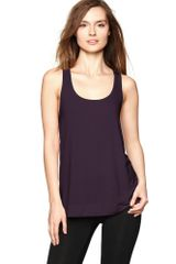 Gap Pure Body Crossback Tank - Lyst