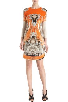 Givenchy Cathedral Print Dress - Lyst