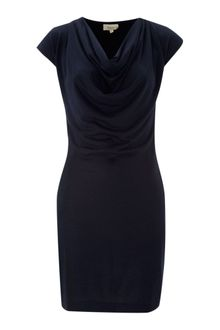Linea Weekend Cowl Neck Dress - Lyst