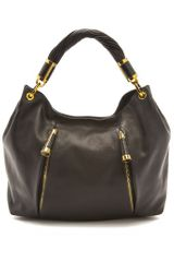Michael Kors Collection Tonne Hobo - Lyst