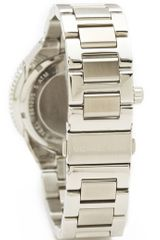 Michael Kors Layton Glitz Chronograph Watch in Gray (silver) - Lyst