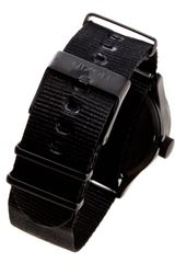 Nixon The Sentry Watch in Black for Men - Lyst