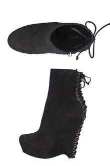 Yves Saint Laurent Madge Boots - Lyst