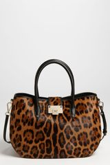 Jimmy Choo Rania Calf Hair Satchel - Lyst