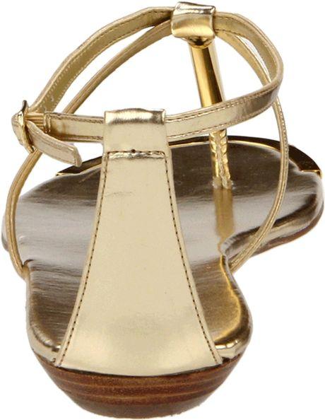 Dolce Vita Dv By Dolce Vita Womens Archer Sandal In Gold