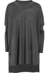 Donna Karan New York Oversized Cashmere Sweater - Lyst