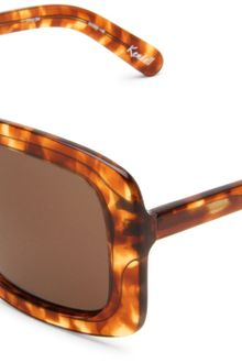 Elizabeth And James  Kendall Square Sunglasses - Lyst