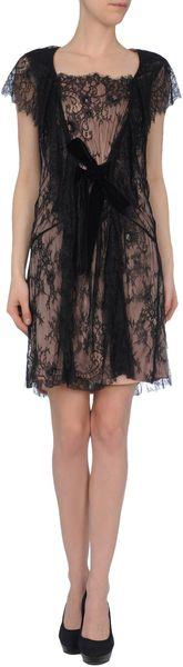 Hoss Intropia Short Dress - Lyst