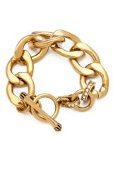 Juicy Couture Chunky Link Bracelet - Lyst