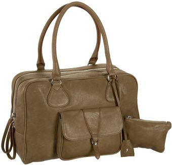 Tusk  Nolita Double Zip Satchel - Lyst