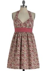 ModCloth Fortune Favors The Brae Dress - Lyst