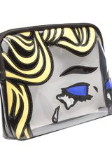 3.1 Phillip Lim Breakup 31 Minute Cosmetic Bag in Multicolor (black) - Lyst