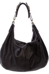 Alexander Mcqueen Archive Slouchy Shoulder Bag in Black - Lyst