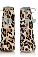 Charlotte Olympia Mrs Simpson in Animal (leopard) - Lyst