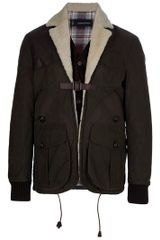 DSquared2 Hunting Jacket - Lyst