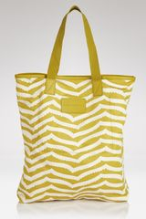 Marc By Marc Jacobs Tote Packable Nylon Shopper - Lyst