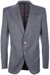 Valentino Two Button Blazer - Lyst