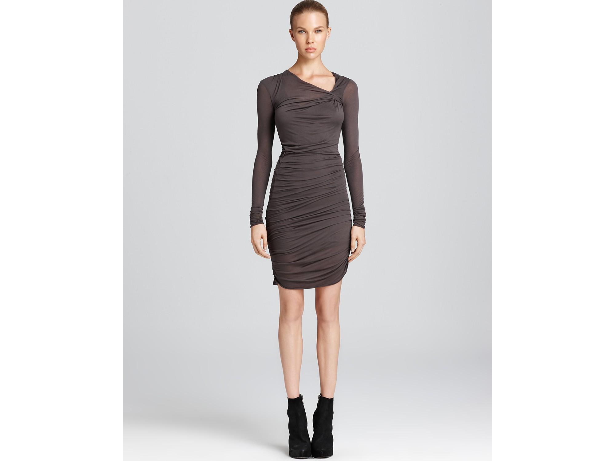 DRESSES - Long dresses Helmut Lang JrAtaue