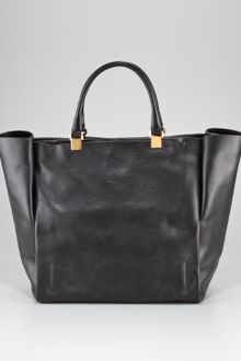 Lanvin Moon River Leather Tote - Lyst