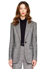 Michael Kors Onebutton Jacket - Lyst