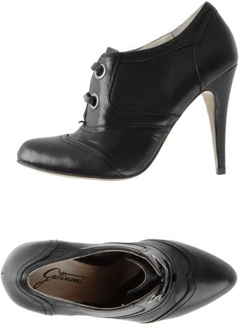 Gattinoni Laced Shoes - Lyst