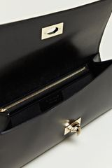 Givenchy Givenchy Womens Cowhide Long Clutch Bag in Black - Lyst