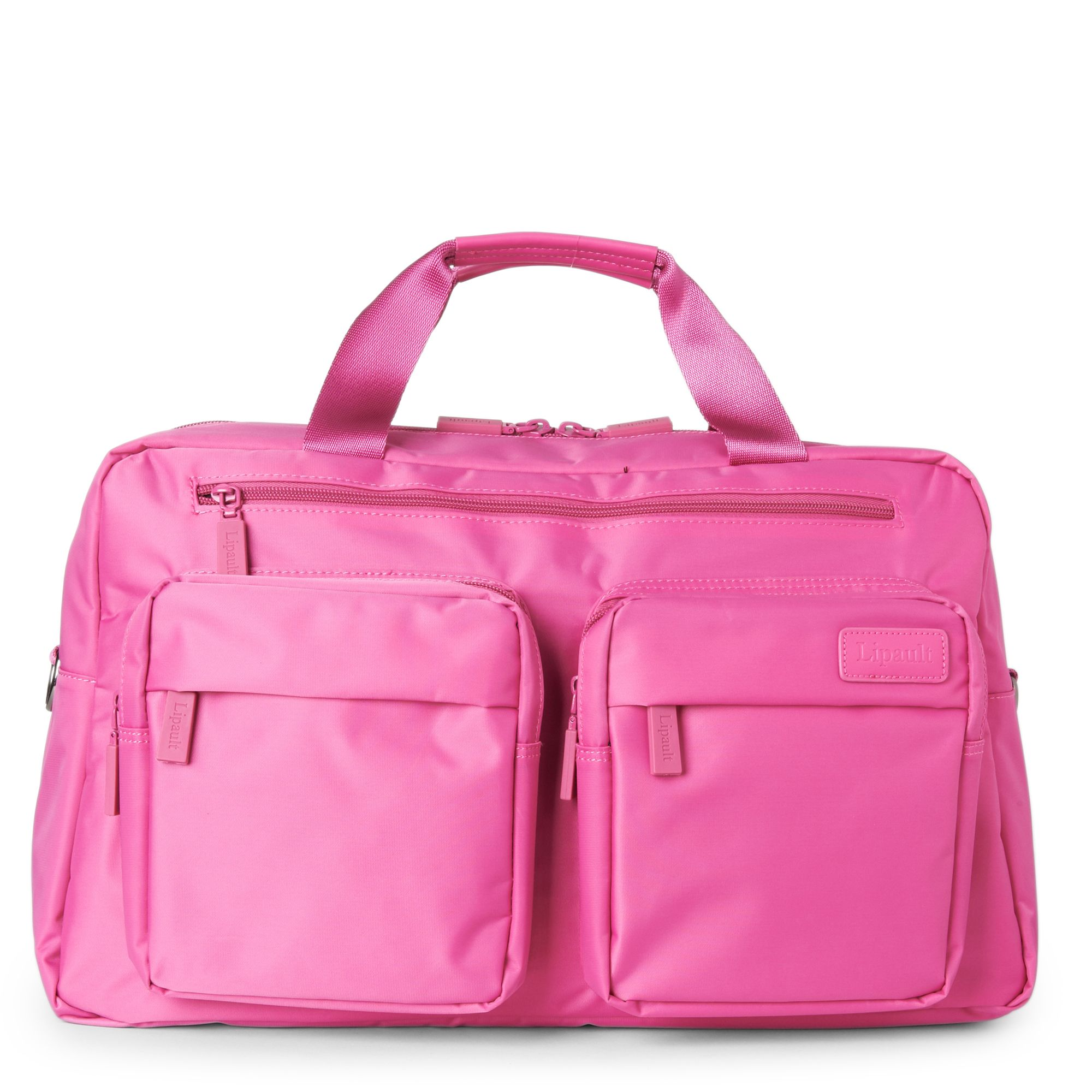 Lipault Weekend Bag in Pink for Men   Lyst
