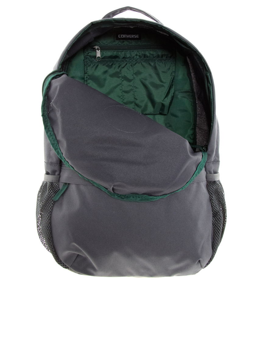 dbcc882f1336 Lyst - Converse Backpack in Gray for Men