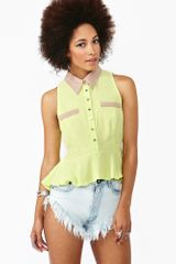 Nasty Gal Soldiers Things Shirt