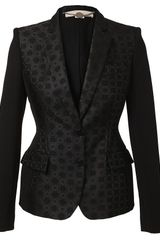 Stella McCartney Tailored Brocade Jacket