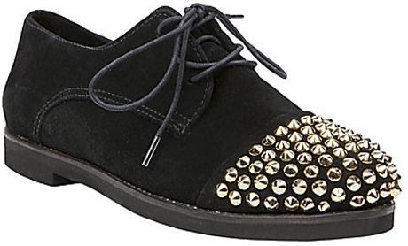 Steve Madden Jazzhan in Black (black gold)