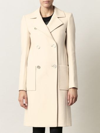 Balenciaga Le Corporate Doublebreasted Coat - Lyst
