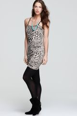 Free People Dress Animal Seamless - Lyst