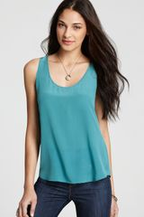 French Connection Top Twinter Sleeveless - Lyst