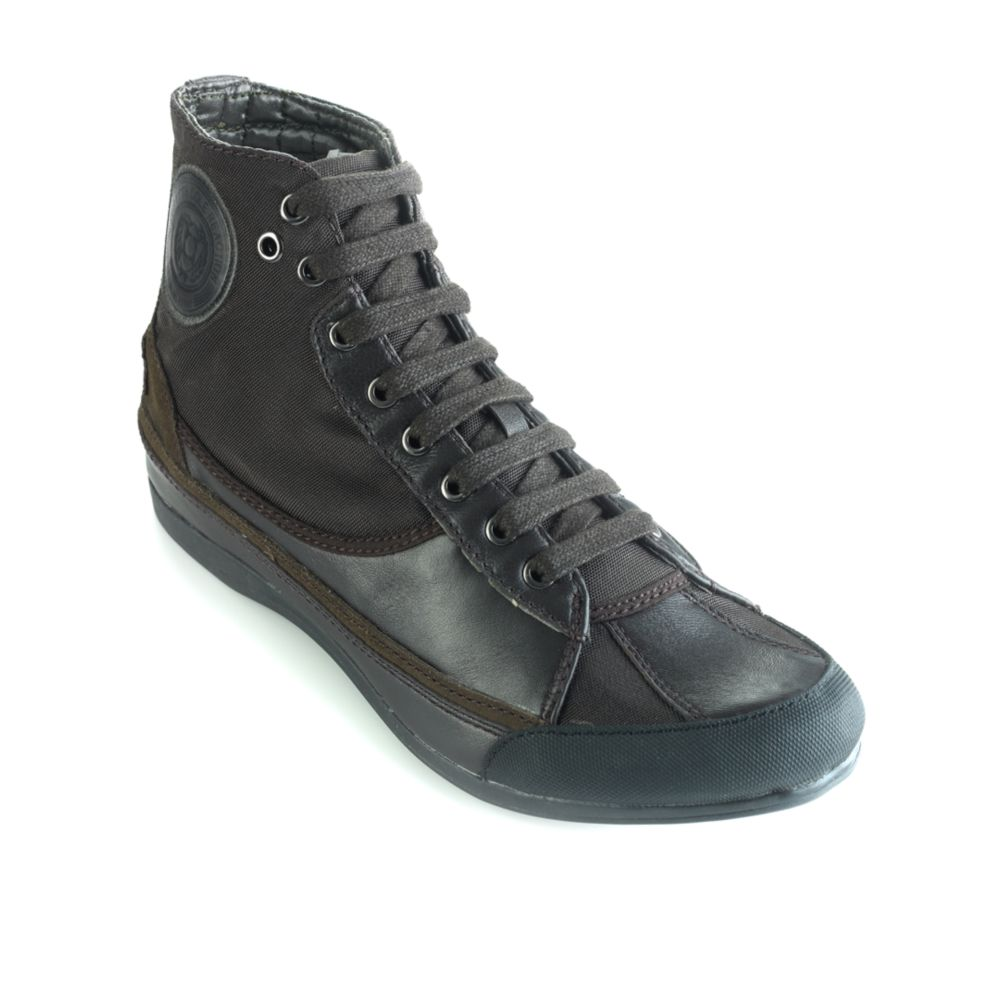 Lyst - Kenneth Cole Reaction Speed Ball Hi Top Sneakers in Brown for Men 71e2cefa9
