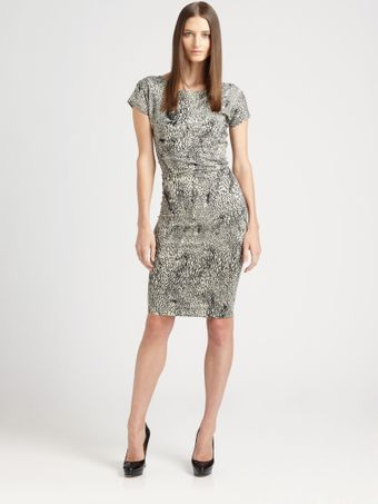 Max Mara Jersey Dress - Lyst