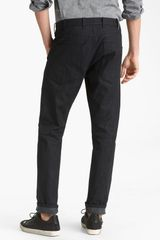 Rogan Tapered Trouser Jeans - Lyst