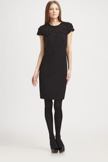 Akris Punto Petal Dress - Lyst