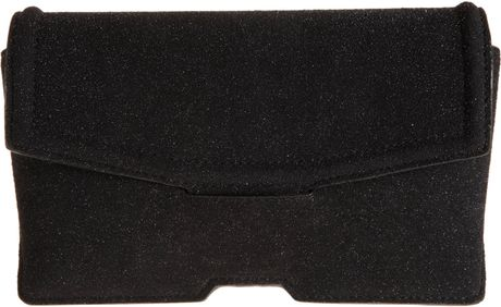 Alexander Wang Giant Eyeglass Case Clutch in Black - Lyst