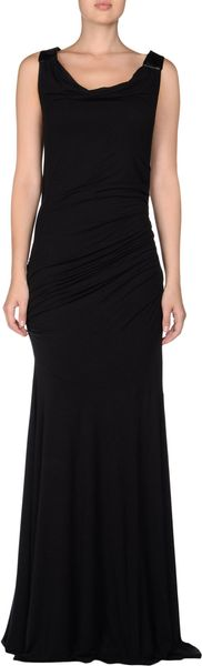 Catherine Malandrino Long Dress - Lyst