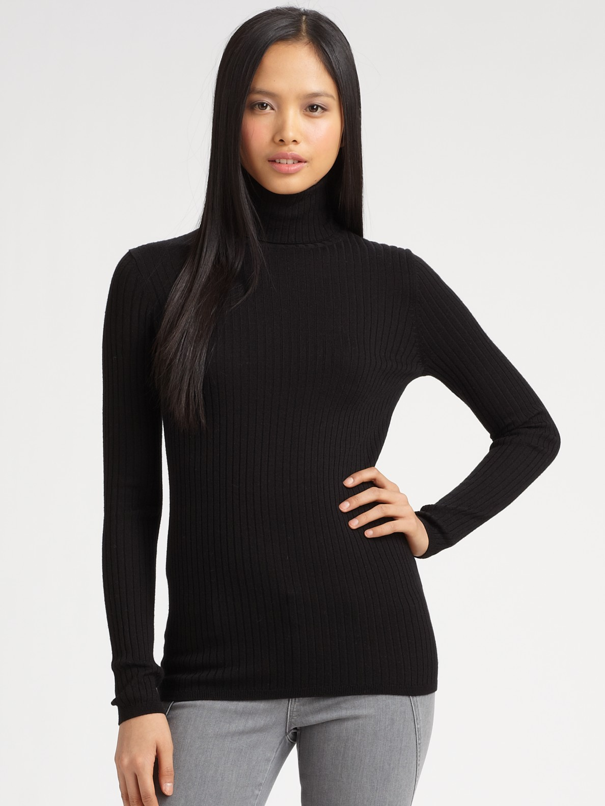 Find great deals on eBay for womens black turtleneck. Shop with confidence.