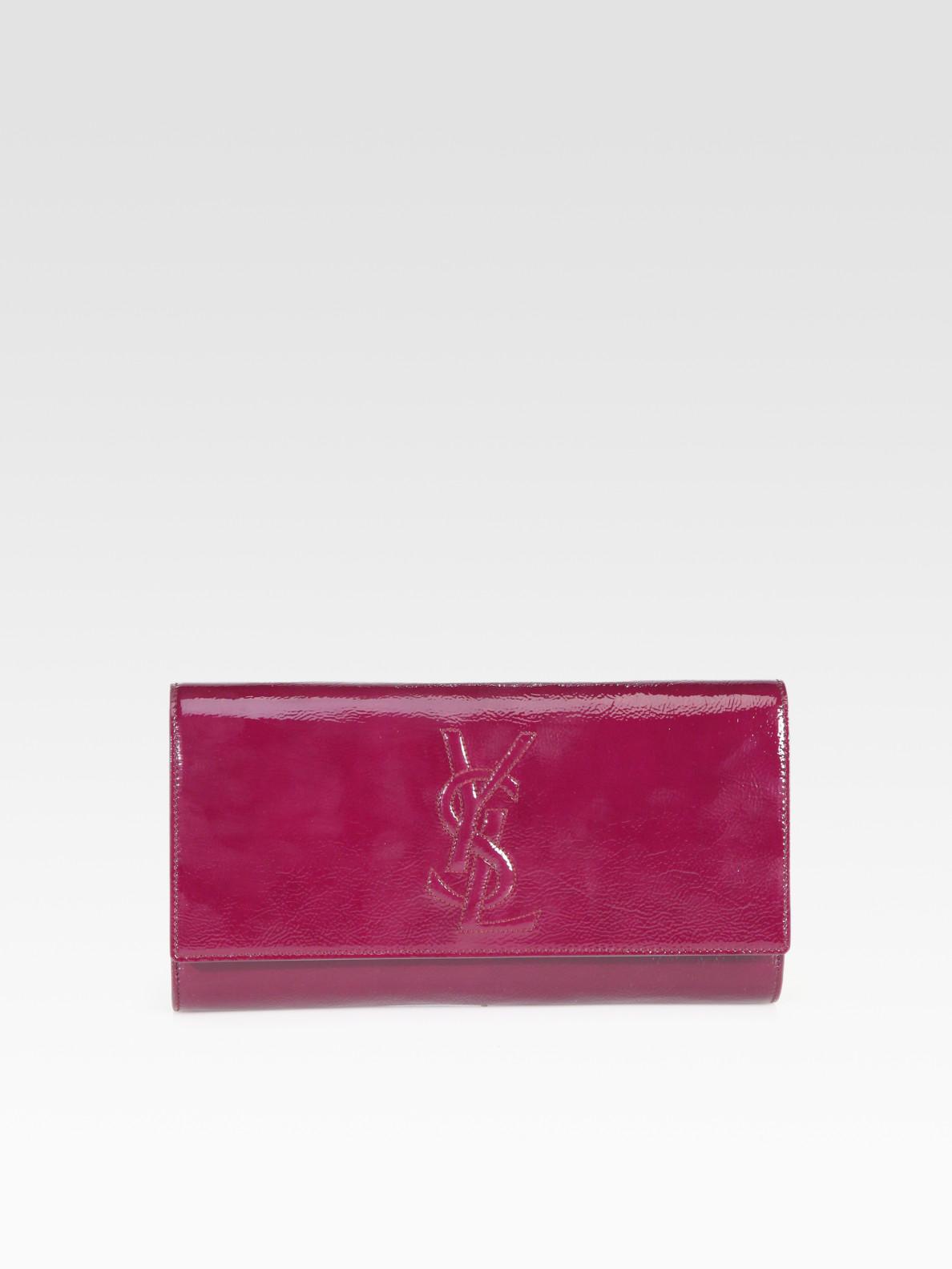 prada nylon satchel handbag - ysl clutch saks