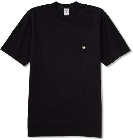 Brooks brothers embroidered golden fleece supima cotton for Brooks brothers shirt size guide