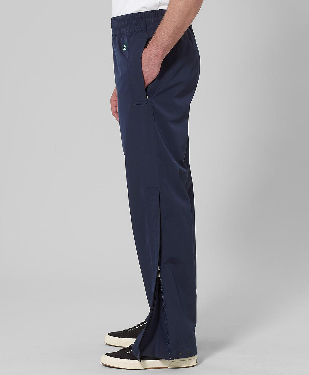 brooks brothers st andrews links fairmont wind pants in blue for men