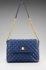 Marc Jacobs The Single Quilted Bag  - Lyst